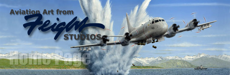 Aviation Art from Feight Studios